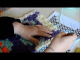 Part 4 - Graphgan in C2C - Crochet - turorial - English