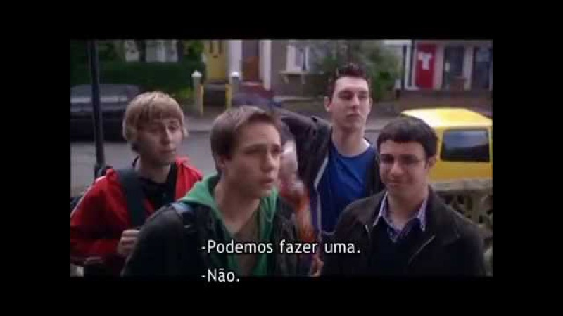 The Inbetweeners 03x04 - Namorada de Simon
