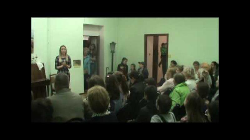 Юлия Николишина на Библиосумерках