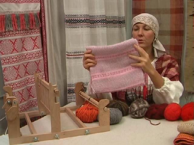 О курсе Ткачество шарфов и дизайнерских тканей