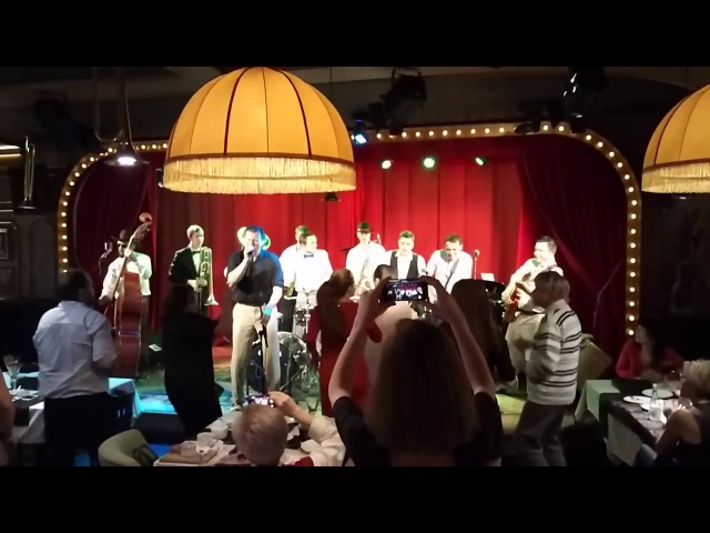 Romitz The Ol'Time Shakers meet Vyatka Dixieland - When the saints go marching in