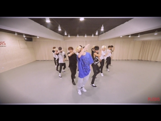 |Choreography Video| Seventeen () - Crazy in Love