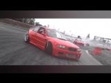 Drift Vine   Nissan Silvia s14 zenki & BMW e46 Style Bangers