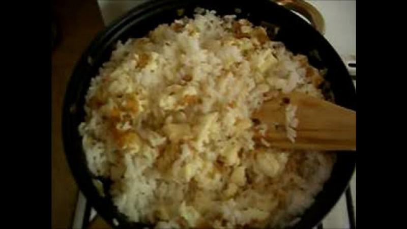 Рис по креольски 1