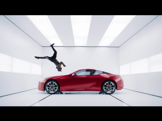 """2017 Lexus LC Commercial_ """"Man and Machine"""""""