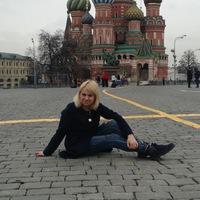 Анкета Ольга Филатова