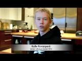 Latvian rallisarjan mestarin Kalle Rovanper
