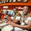 Шоу Африканских Барабанщиков *WAKA-WAKA*