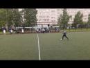 Синий Посёлок - Голландский Штурвал Первый тайм часть 1