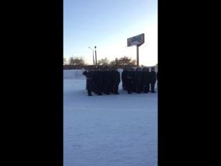 Присяга РПК Екатеринбург