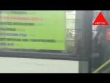 19.05.17 На Юго-Западе в Екатеринбурге автоинспекторы пытались выкурить из автомобиля девушку