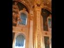 Большой Кремлёвский дворец Андреевский зал с императорским троном Один из парадных залов Большого Кремлёвского дворца