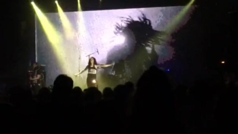 Нуки - Пепел (Amanita version) (live)