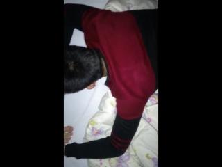 Asian_Amatuer_Femdom___Slave_licking_mistress_feetHai_pro112