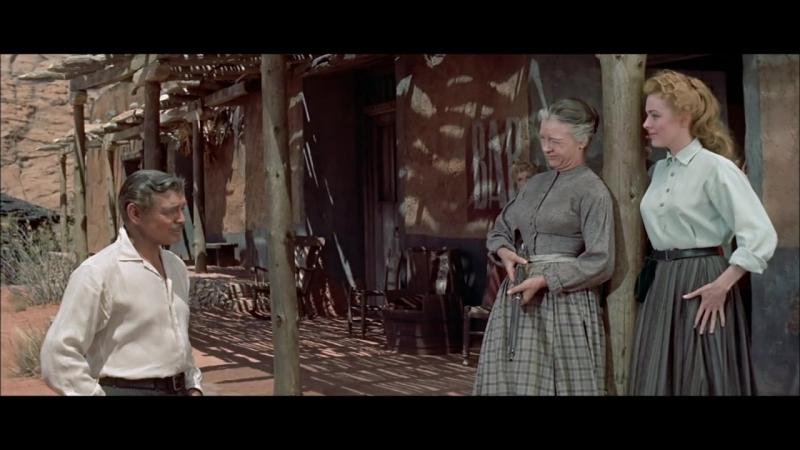 Фильм Король и четыре королевы (1956) The King and Four Queens вестерн
