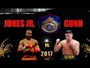 Roy Jones Jr. v Bobby Gunn WBF Cruiserweight World Title 2017