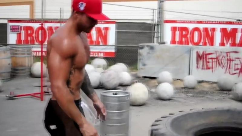 Michael Vazquez - SUPERHUMAN Workout! _ Calisthenics Street Workout BREAKDAN