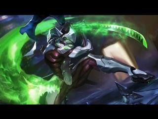 Genji ¦ Animated Wallpaper Overwatch