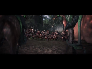 Total War- WARHAMMER - Realm of the Wood Elves - Announcement Trailer [ESRB]