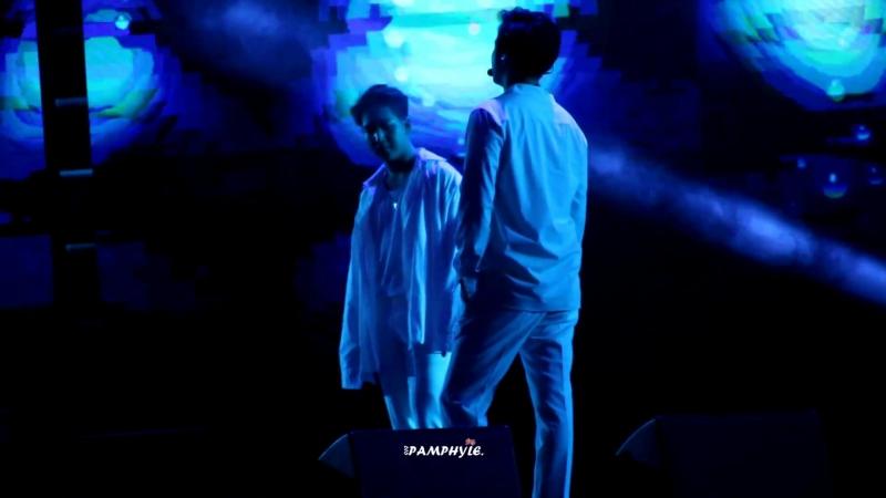 [FANCAM] [170812] B1A4 - A Lie (CNU Focus) @ DMZ Peace Concert