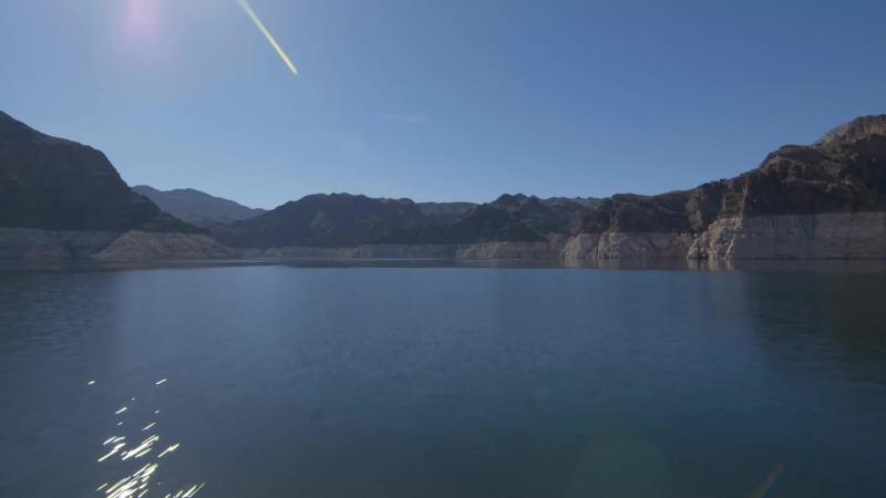 Underwater Wonders of the National Parks 6of7 Lake Mead
