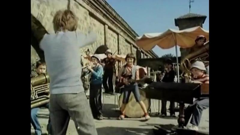 Песенка Пончика и Сиропчика из фильма Незнайка с нашего двора