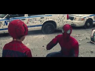 Человек-паук против Носорога (Новый Человек-паук. Высокое напряжение)