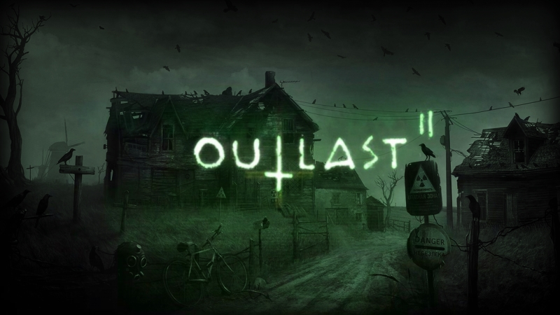 Outlast 2 – сремся вместе с Вадиком на GameGuru!