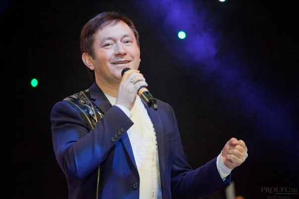 В эту субботу Айдар Галимов даст концерт в Самаре.