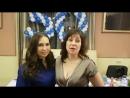 Видео отзыв жены и дочери юбиляра.