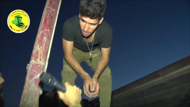 Из Ирака в Сирию (Дамаск) прибыло 1000 добровольцев из Хашд Шааби,для наступления в сторону иракской границы (против черных)