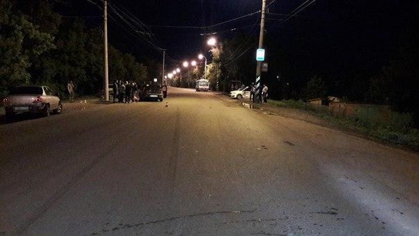 20 июня в 22:40 на территории Куйбышевского района Самары произошло ДТ
