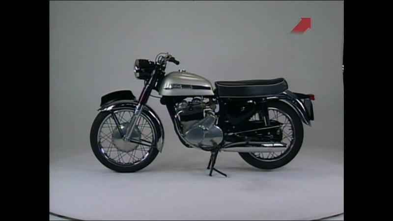 Английские мотоциклы от А до Я - 09