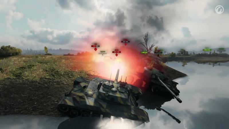 Смешные моменты World of Tanks ВБР- No Comments 21 (WOT)