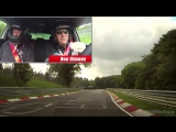 How to Drive Nurburgring`s Most Famous Corner,Karussell