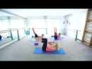 Sandra Hanna - One Hour Workout Intermediate (Number 1) | Калланетика