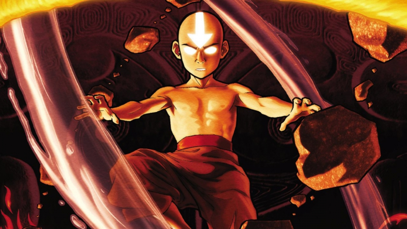 Madeon - Pop culture AMV Avatar The Last Airbender