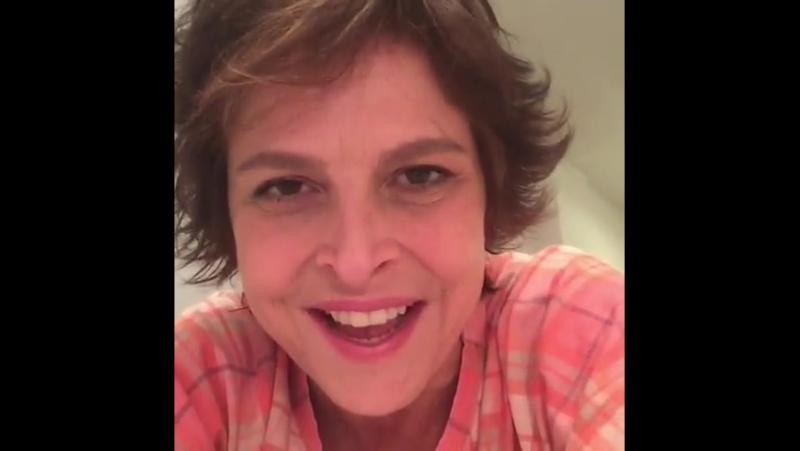 Drica Moraes говорит о театре Bangu Shopping