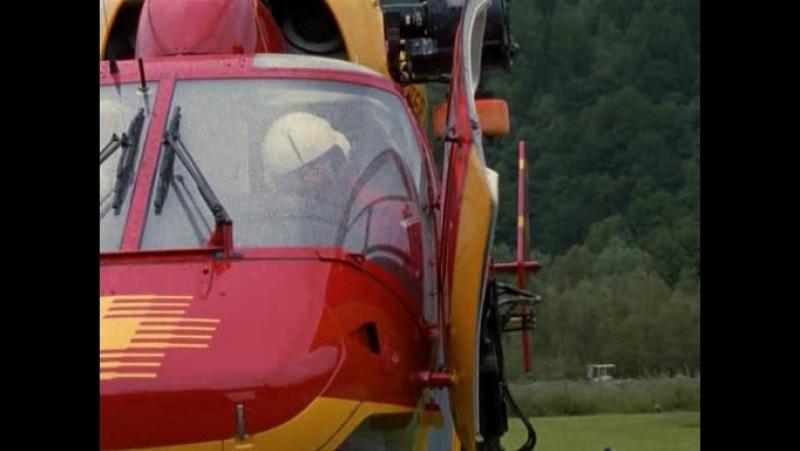 Medicopter 117 - 64. Verschüttet
