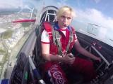 Светлана Капанина. Су- 26. Трехкратная абсолютная чемпионка Европы, и семикратная абсолютная чемпиона мира по высшему пилотажу.