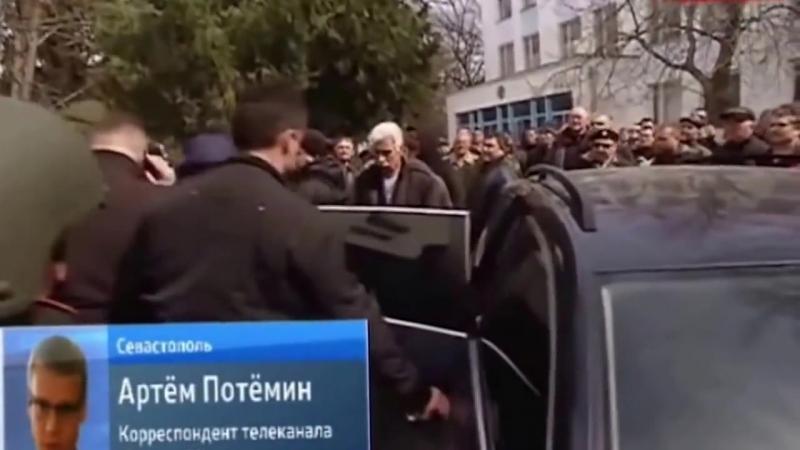 Polite People Ops in Crimea Операция Вежливые Люди.Возврат Крыма за 8 минут.21 04 2014