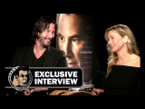 Keanu Reeves &amp Renee Zellweger Interview - THE WHOLE TRUTH (Exclusive) JoBlo.com