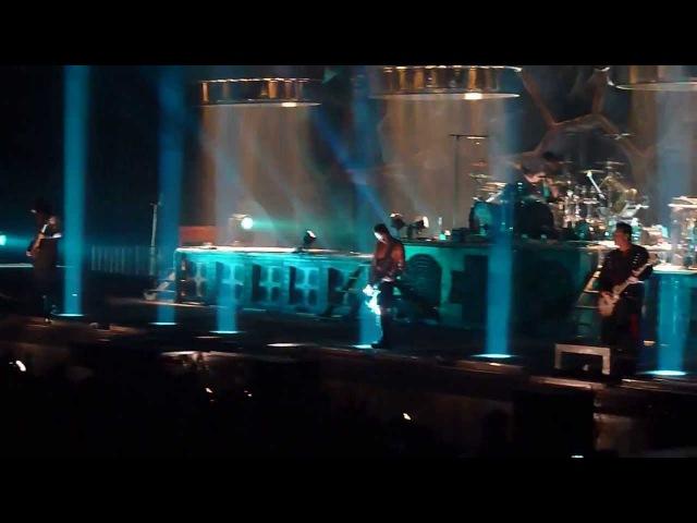 Rammstein Keine Lust Park Suites Arena Montpellier April 03 th 0013