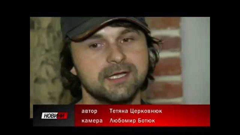Володимир Прокопишин висповідався перед іванофранківцями.