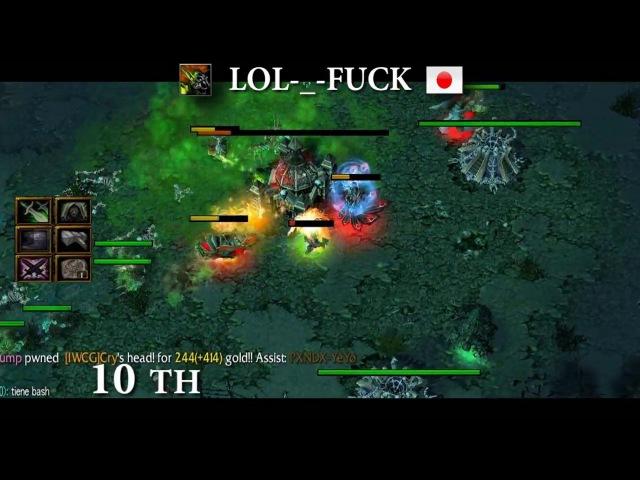 DotA - Top 10 International World Cyber Game Vol.66 (THE PROS)
