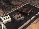 Electro Harmonix Big Muff Pi TONE WICKER fuzz pedal shootout Gibson SG Les Paul