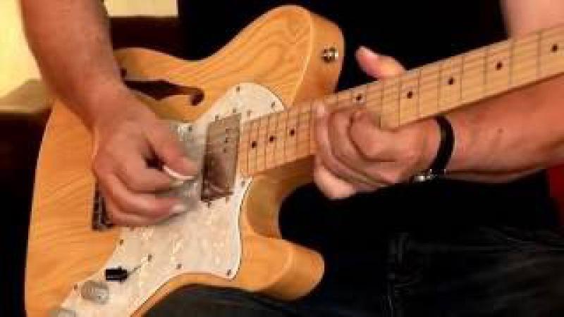 1997 Fender Telecaster Thinline (Japan), Part2