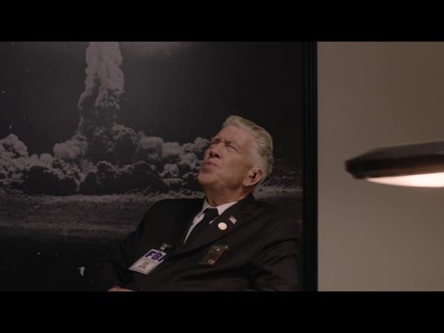 Twin Peaks - Gordon Cole