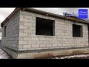 Стройка. Строим дом своими руками. Консервация стройки на зиму. Строительство до...
