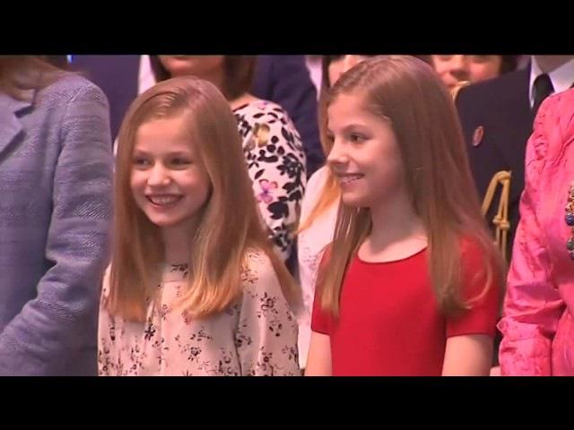 La Familia Real asiste a la Misa de Pascua en la Catedral de Palma